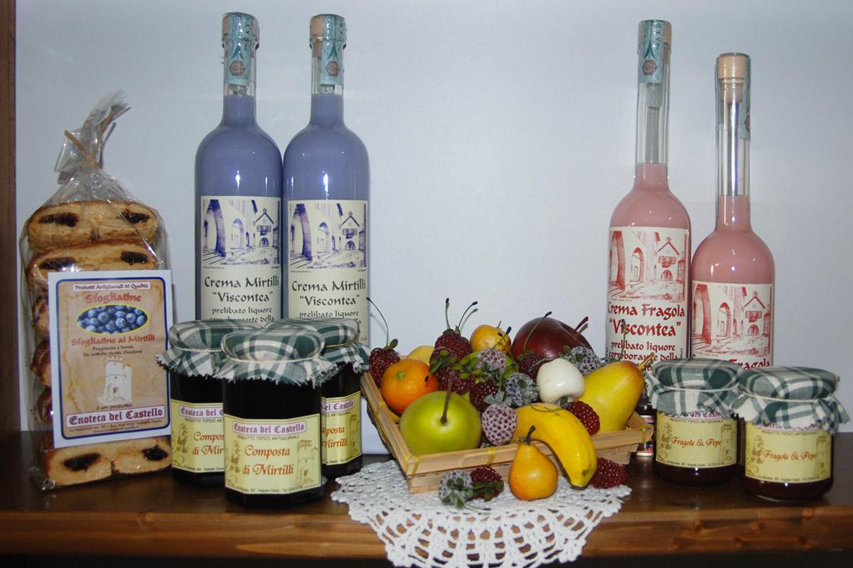 liquori e dolci